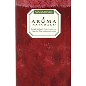 Aroma Naturals Peace Ruby Candle