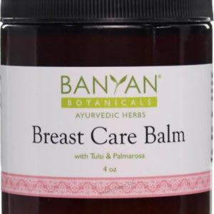 Banyan Breast Care Balm - Ayurvedic Herbs by Banyan Botanicals