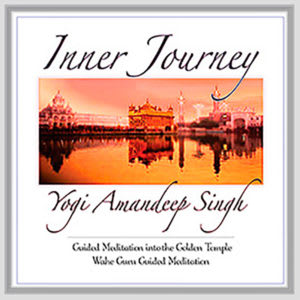 Inner Journey by Yogi Amandeep Singh