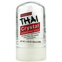 Mini Travel Size Thai Crystal Deodorant Stone