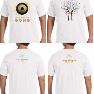 Yoga Men's T-Shirt Raise Your Kundalini - Yoga Clothing Cotton T-Shirt