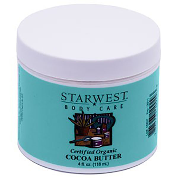 Cocoa Butter Organic Certified - Body Care by Starwest Botanicals