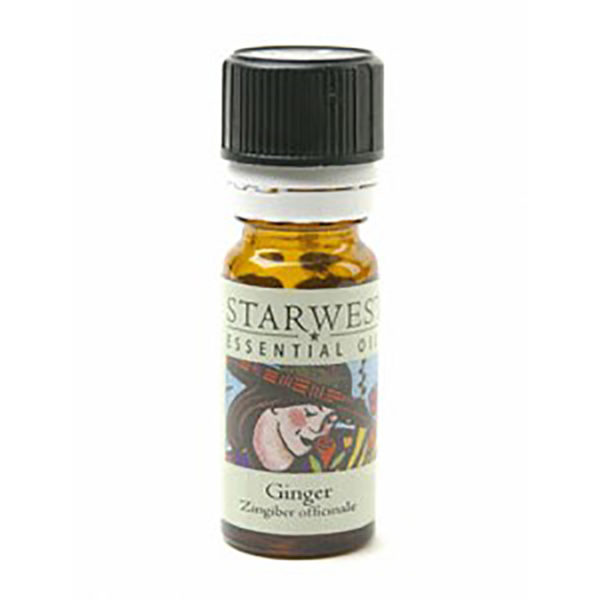 Ginger Essential Oil by Starwest Botanicals