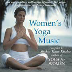 Women's Yoga Music compiled by Shakta Kaur Khalsa