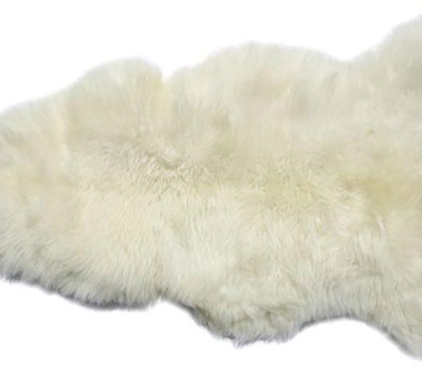 Non Allergenic Natural Sheepskin Fur